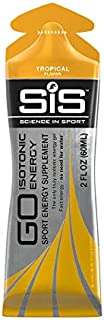 SCIENCE IN SPORT Isotonic Energy Gels, 22g Fast Acting Carbohydrates, Performance & Endurance Sport Nutriti...