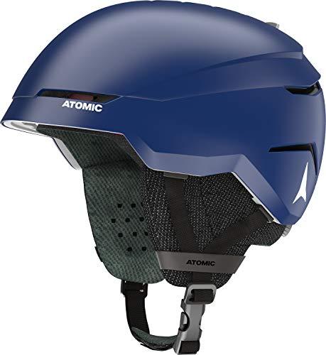 Atomic Casco de esquí de pista, Unisex, Savor, M (55-59 cm), Azul, AN5005696M