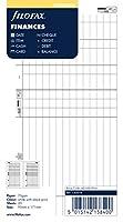 バイブルサイズ ファイナンス システム手帳リフィル F130618