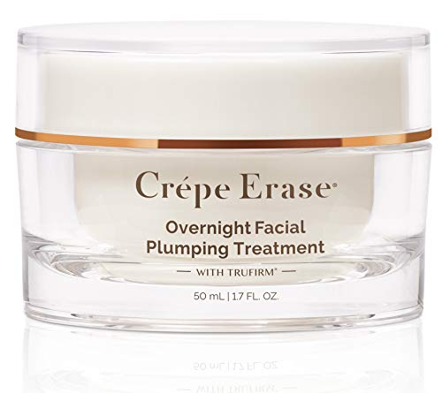 Crépe Erase Advanced , Overnight Plumping Facial Treatment with TruFirm Complex & 9 Super Hydrators , 1.7 oz