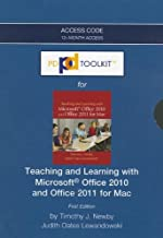 PDToolKit -- Access Card -- for Teaching and Learning with Microsoft Office 2010 and Office 2011 for Mac