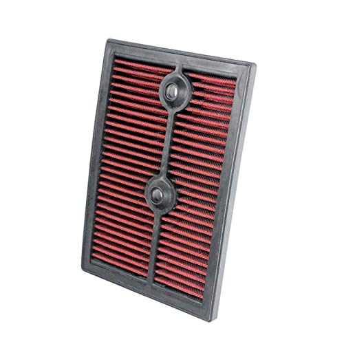 Filtro de aire de repuesto de alto flujo para VOLKSWAGEN POLO VW GOLF VII TIGUAN SHARAN SCIROCCO PASSAT JETTA CC puede limpiar