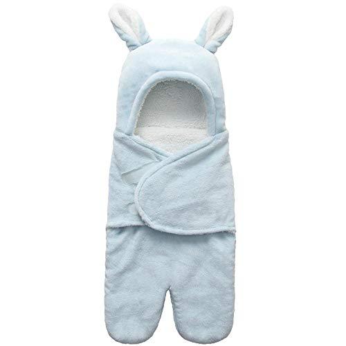 Glrero Baby Schlafsack,Baby Quilt Four Seasons Dicker Schlafsack Anti-Kick Quilt Babydecke Mutter- Und Kinderversorgung D-M