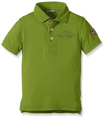 Napapijri K Elbas Polo, Verde (Piquant Green), 176 (Talla del