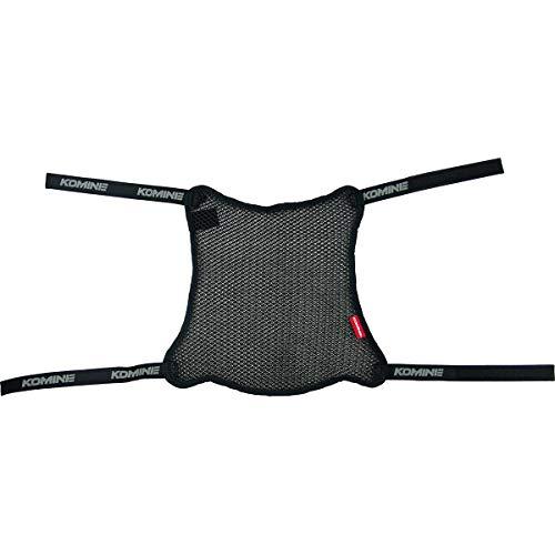 コミネ(KOMINE) バイク用 3Dエアメッシュシートカバー Black L AK-107 801 メッシュ素材
