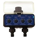 Aqua Control C4011 - Programador de Riego para Jardn - Para todo tipo...