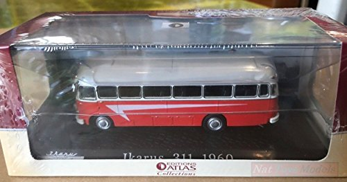 Atlas Ikarus 311 1960 Classic Coaches Bus Collection 1:72 Model DIE CAST