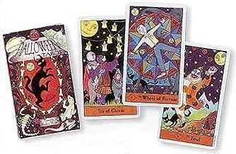 Halloween Tarot by West, Kipling