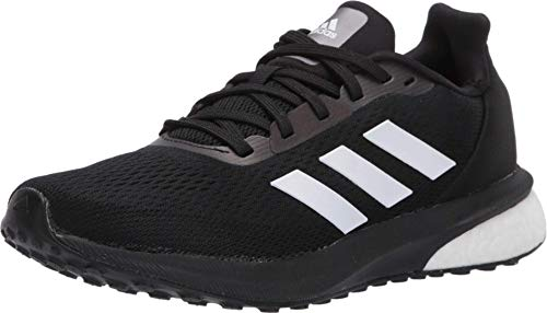 adidas womens Astrarun Running Shoe, Black, 7 US