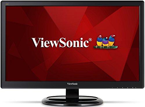 Viewsonic VA2265SH 54,6 cm (22 inch) monitor (Full-HD, VA-paneel, HDMI) zwart