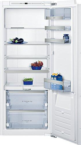Neff KI8523D30 Einbaukühlschrank N90 / 140 x 56 cm (H x B) / A++ / 189 l Kühlteil / 15 l Gefrierteil  / FreshSafe 3 / SoftClose