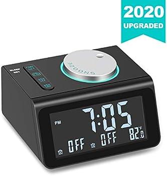 Gorron Alarm Clock Radio with FM Radio