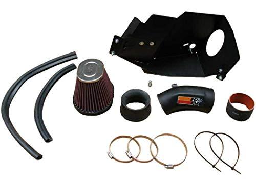 K&N 57I-1001 Voitures Kit d'Admission Directe, Lavable et Réutilisable