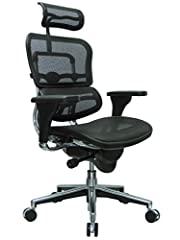 Back angle adjustment with 3 position tilt-lock adjusts easily - lock the chair back into place in one of three positions, or simply use the tension control adjustment to control the amount of force to recline or sit up straight Pneumatic cylinder ra...