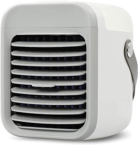 Blast Portable Air AC - Akkubetriebene mobile Klimageräte | Tragbare Klimaanlage | Blast Portable AC | Klimaanlage & mobiles Klimagerät für den Innenraum | Leise klimagerät mobil, Kühler (Gray)