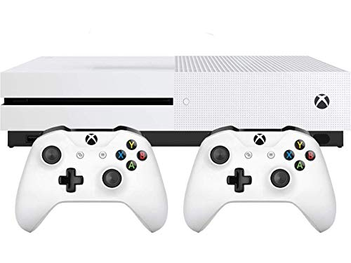 XBOX ONE S 1TB + 2 Controller