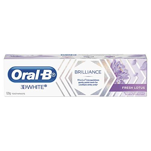 Oral-B Brilliance Toothpaste