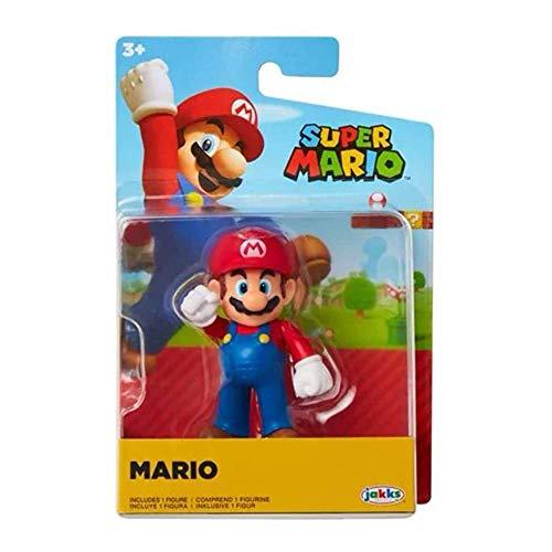 "Jakks Pacific World of Nintendo 2.5 "" Mario -Wave 13-"