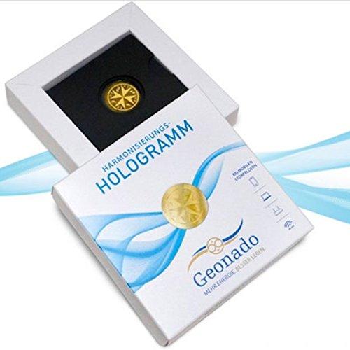 LK-Trend & Style GEONADO Harmonisierungs-Hologramm bei mobilen Störfeldern wie Handystrahlung oder WLAN (kaufen Sie 5 Hologramme)