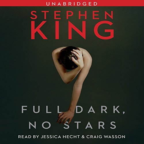 Full Dark, No Stars audiobook cover art