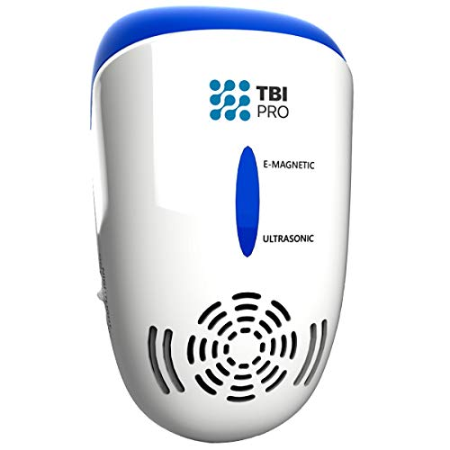UPGRADED Ultrasonic Pest Repeller Wall Plug-in - Most Effective 2019 Electromagnetic & Ionic Indoor...