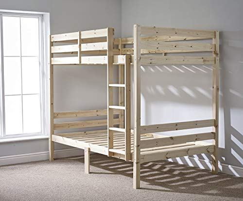 Strictly Beds and Bunks – Classic Bunk Bed, 4ft 6 Double