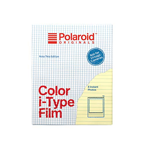 Polaroid Originals - i-Type couleur - Note This Edition