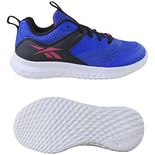 Reebok Rush Runner 4.0, Zapatillas de Running, VECBLU/NEGBÁS/VECRED, 31.5 EU