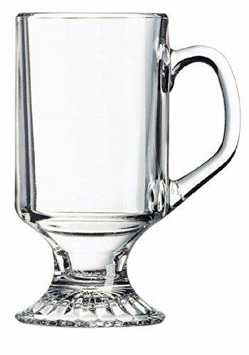 10-ounce irish footed mug