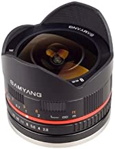 Best samyang 8mm f 2.8 umc ii x mount Reviews
