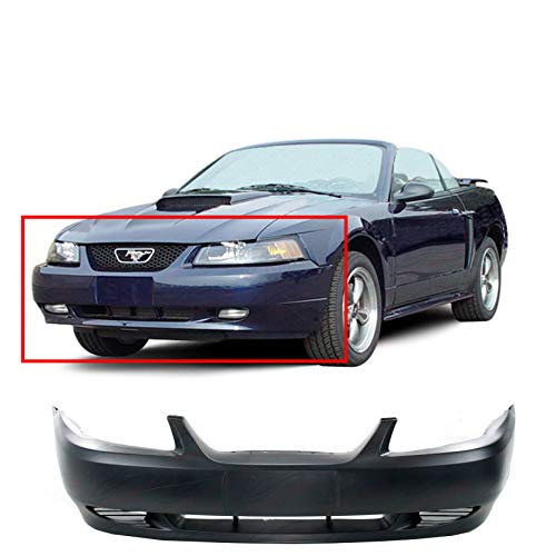 02 mustang bumper cover - 4