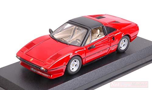 Best Model Compatible con Ferrari 308 GTS Gilles Villeneuve Personal Car 1:43 DIECAST BT9717