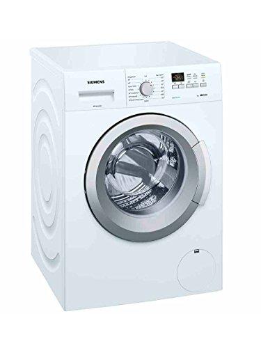 Siemens iQ300 WM14K1G1 lavatrice Libera installazione Caricamento frontale Bianco 8 kg 1400 Giri/min A+++