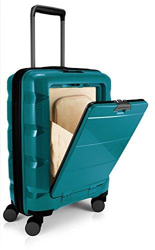 HAUPTSTADTKOFFER BRITZ Cabin Luggage Suitcase Hardside...