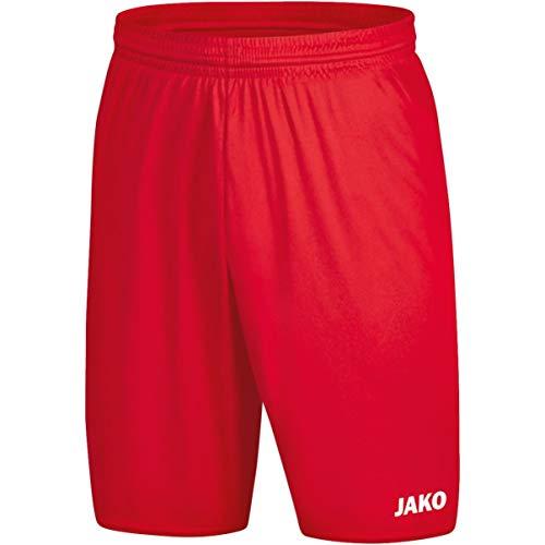 JAKO Anderlecht 2.0 Shorts de randonnée, Rouge, M Homme