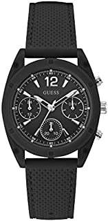 Guess Women's Chronograph Watch, W1296L2 - Black
