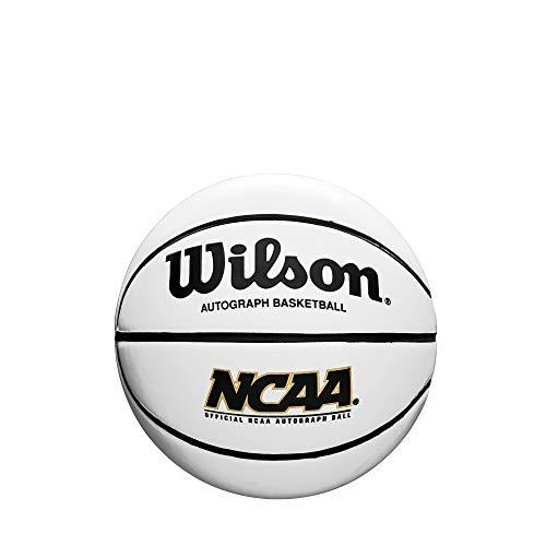 Review Of Wilson NCAA Mini Autograph Basketball