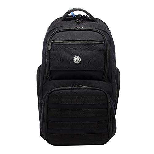 6 Pack Fitness Operator Backpack Meal Management System 300 Stealth