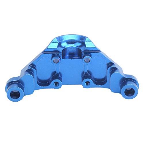 Placa Superior de Aluminio para el Segundo Piso, Fuerte y Resistente Fácil de Instalar Placa Superior RC de Volumen pequeño de Calidad confiable para Reproductor para Productos(Navy Blue)