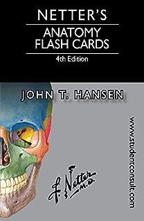 Netter's Anatomy Flash Cards, con acceso de consulta en línea para estudiantes, 4e (Ciencias básicas de Netter) (Netter Basic Science)