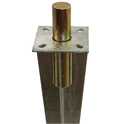 Einschlagwerkzeug 34 mm Einschlaghilfe für Einschlaghülse Zaunpfosten