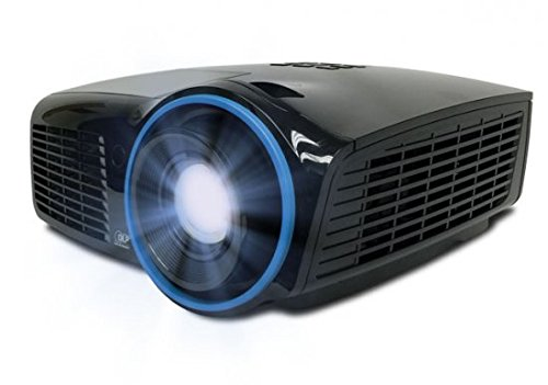 InFocus IN3138HDa Full HD 16:9 3D DLP-Projektor Beamer (1.5x Optischer Zoom, 2x HDMI, 4500 ANSI Lumen, 20000:1 Kontrast, LAN / RJ45 Netzanschluss, Brilliant Color)