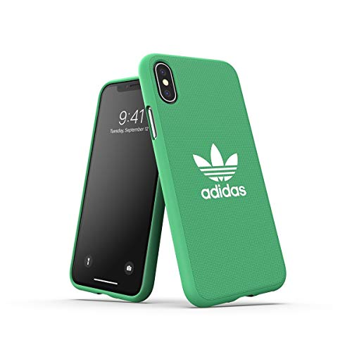 adidas Originals Funda iPhone X/XS Fabric Molded - Hi-Res Green