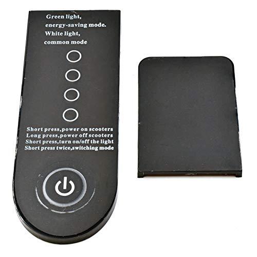 myBESTscooter - Repuesto de Pantalla del Panel de Control para el Patinete eléctrico Xiaomi M365