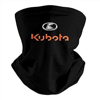 Men and Women Neck Gaiter Face Mask Kubota-Logo- Scarf Warm Leggings Hairband Balaclava Headwear UV Protection Party Cover