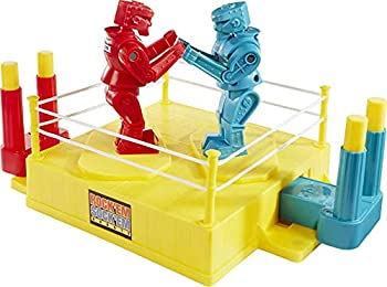 Rock  Em Sock Em Robots  you control the battle of the robots in a boxing ring