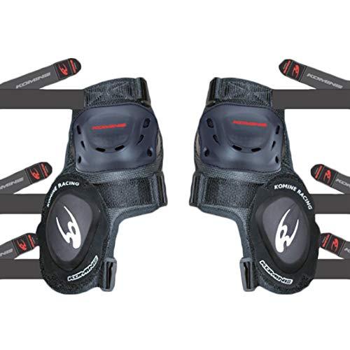 Rodilleras de Moto Protección de Rodilla Pro Carreras de Carretera Curvas de Motocicleta Rodillera Dedicada para Montar en Moto al Aire Libre