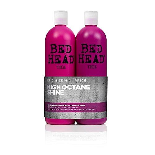 Recharge by Tigi Bed Head Hair Care Tween set shampoo 750ml & conditioner 750ml 750ml