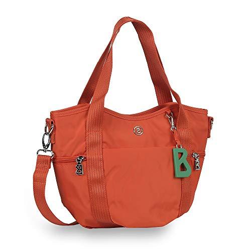 Bogner Verbier Aria Handtasche Damen Tasche aus Synthetik, shz, 12x30x27 cm