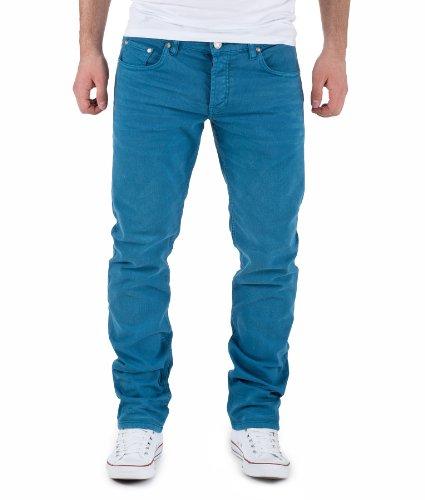 LTB Jeans Herren Jeans Sawyer Aztec, Blue, W30/L34